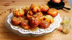 Voici comment préparer les Youyous ou beignets à la tunisienne