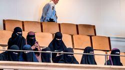 Le Danemark interdit le port du niqab en
