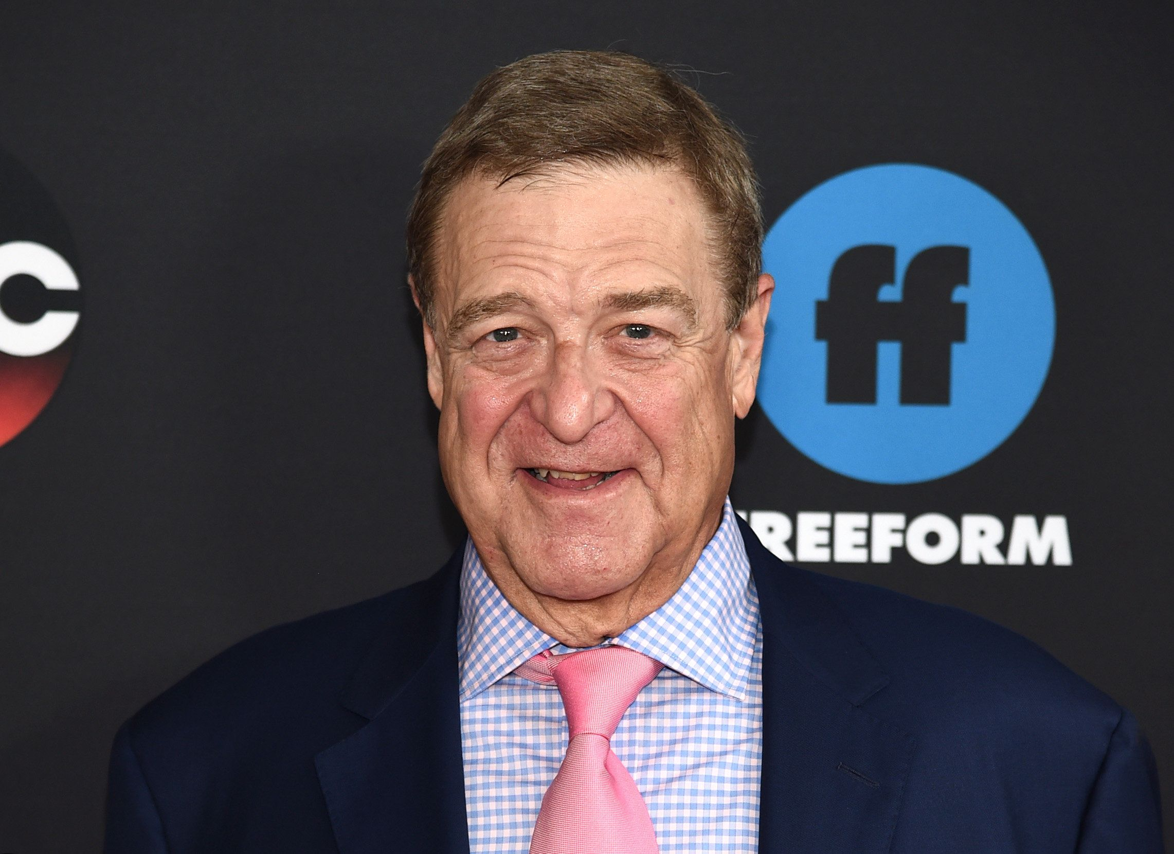 NEW YORK, NY - MAY 15:  Actor John Goodman of Roseanne attends during 2018 Disney, ABC, Freeform Upfront at Tavern On The Green on May 15, 2018 in New York City.  (Photo by Dimitrios Kambouris/Getty Images)