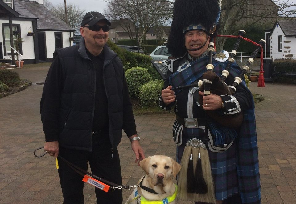 Before I Got My Guide Dog I Was Too Scared To Open My Front Door - He's Changed My