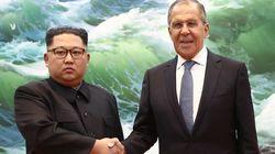 Le ministre russe des Affaires étrangères invite Kim Jong-un en Russie