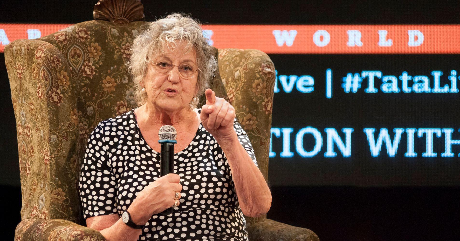 Feminist Author Germaine Greer Says Most Rape Is 'Bad Sex'