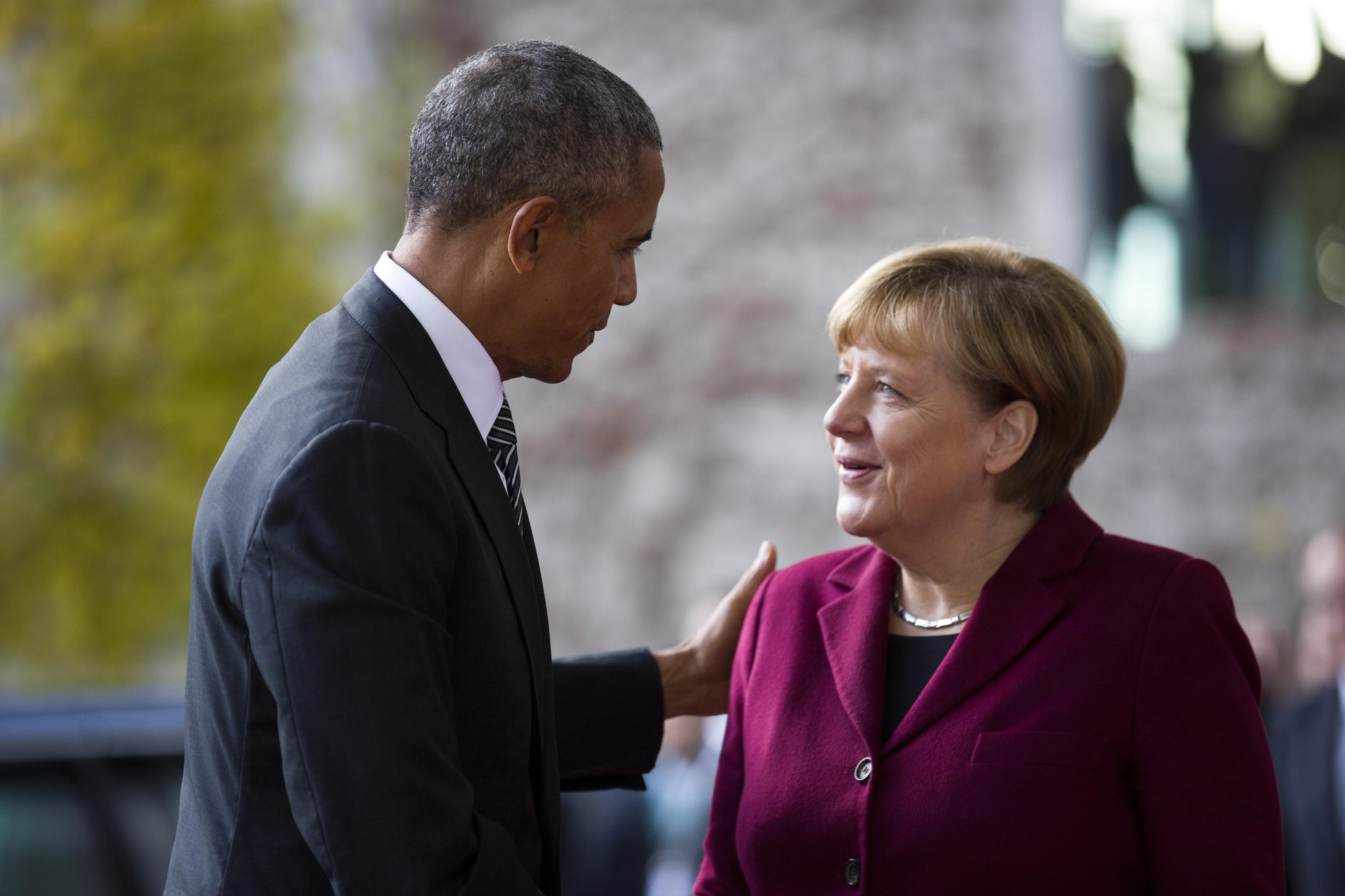 Buch enthüllt neue Details über die Beziehung von Merkel und