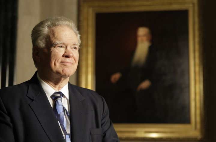 Paige Patterson had been a towering figure among Southern Baptists.