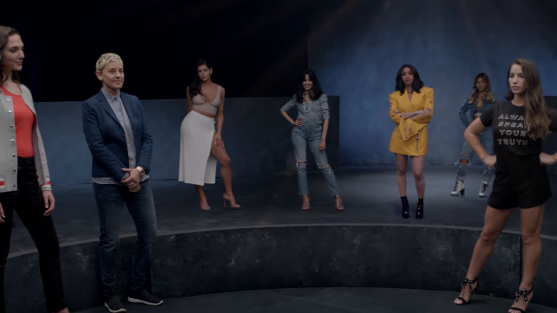 Maroon 5, Cardi B's 'Girls Like You' Video Is A Star-Studded