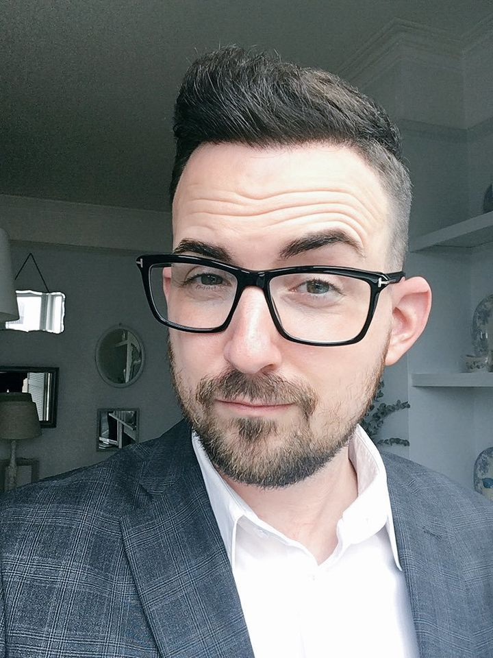 Daniel Gray, ateacher at Harris Academy South Norwood, in Croydon, is launching a new initiative, LGBTed, which aims tomake schools more inclusive of LGBT+ teachers and pupils.