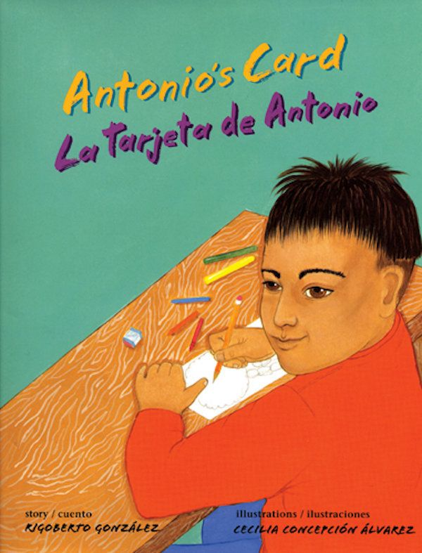 This bilingual book explores Mother's Day from a boy's point of view as he deals with classmates making fun of his mom's part