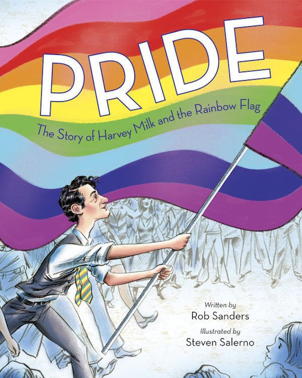 <i>Pride</i> teacheskids about LGBTQ icon Harvey Milk, as well as about how the Pride flag became a symbol of acceptanc
