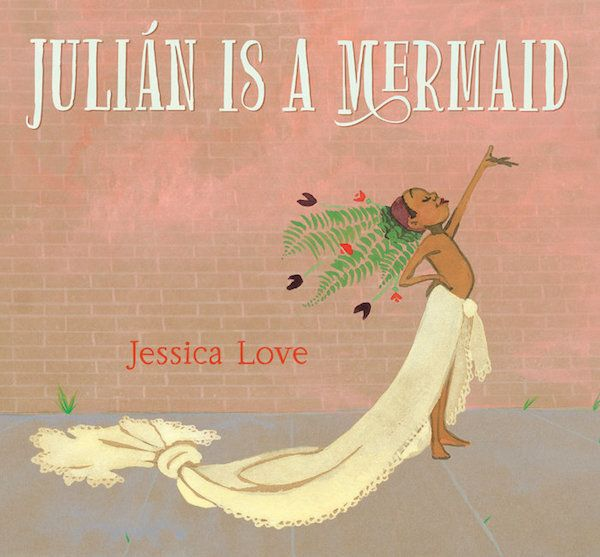After seeing women on the subway dressedlike beautiful mermaids, Julian wants to do the same. But he struggles with whe