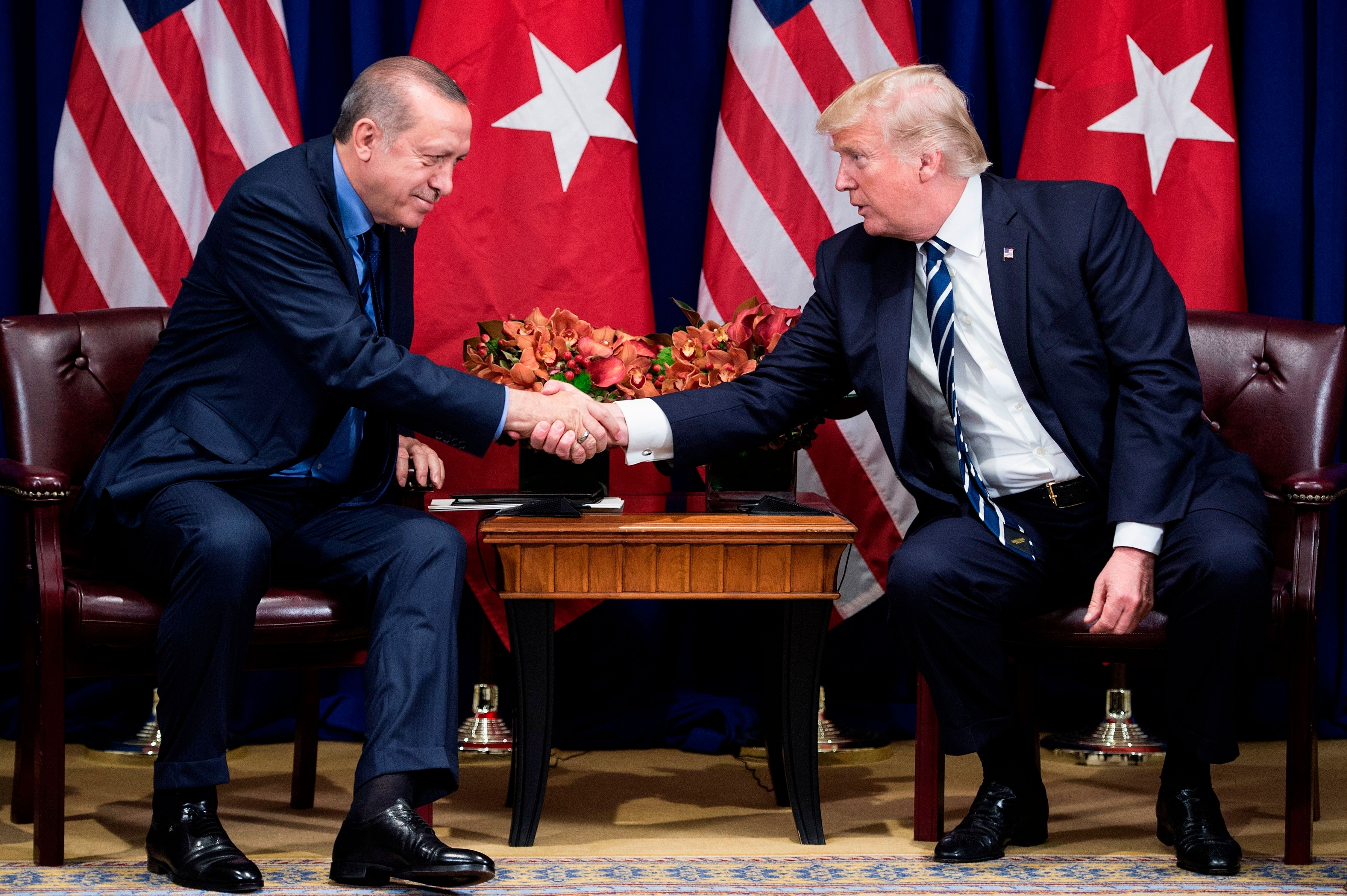L'ambassadeur turc aux Etats-unis retourne à Washington après avoir été rappelé pour protester contre la décision sur Jérusal...