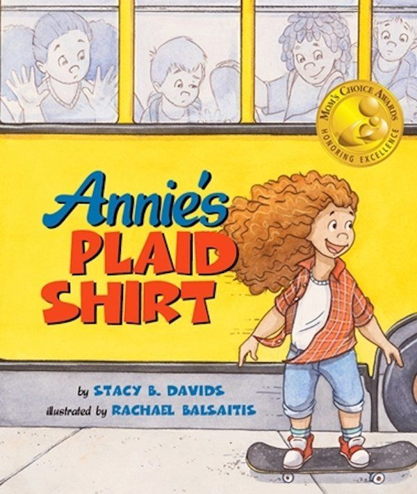 Annie feels most comfortable when wearing her favorite plaid shirt, not dresses. So she comes up with a plan when she learns