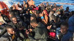 Espagne: 93 migrants secourus dans le détroit de Gibraltar