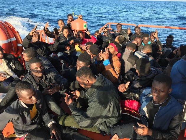 Espagne: 93 migrants secourus dans le détroit de