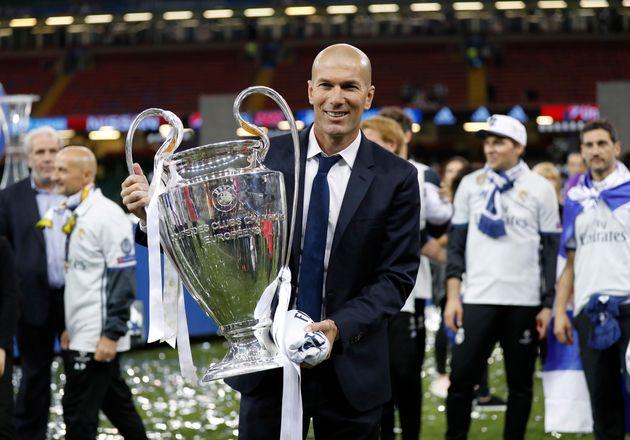 Zinedine Zidane: la Ligue des champions a sauvé son bilan mitigé à la tête du Real