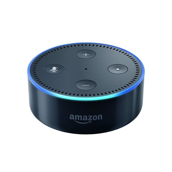 """When they're looking for an answer in a jiffy, get them an Echo to help them out on the spot. <a href=""""https://www.amazon.com"""
