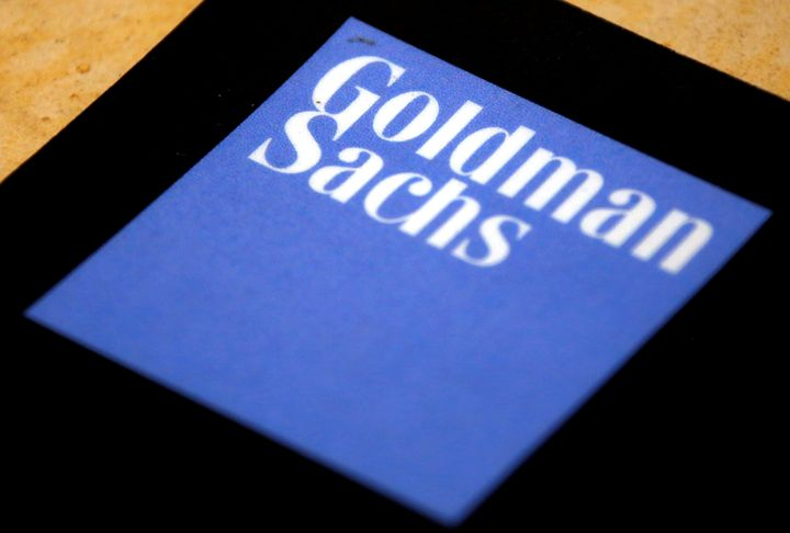 The logo of Goldman Sachs is displayed in their office located in Sydney, Australia, May 18, 2016. (REUTERS/David Gray/File P