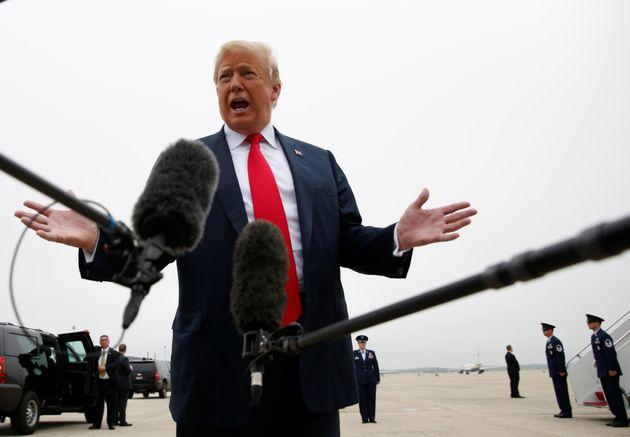 트럼프가 북한과의 '단계적 비핵화' 협상 가능성을