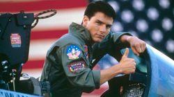 O Tom Cruise έκανε tweet για την πρώτη ημέρα στο «Top Gun: Maverick» και οι φαν