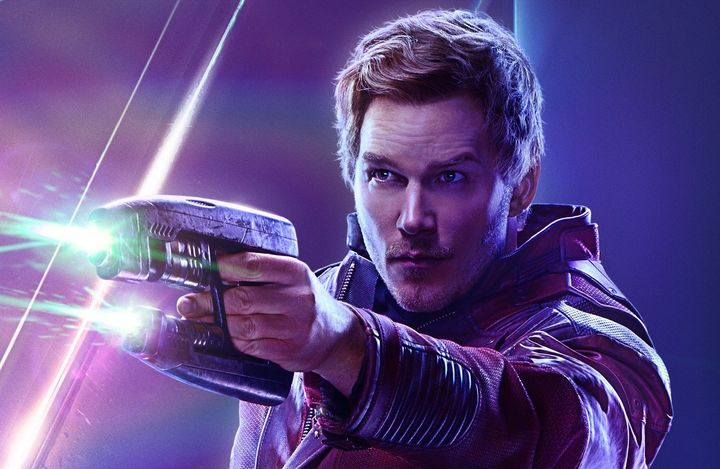 Come on,Star-Lord has been through a lot.