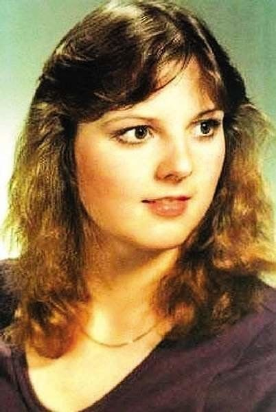 The photo of Stephanie that her dad gave police in 1991.
