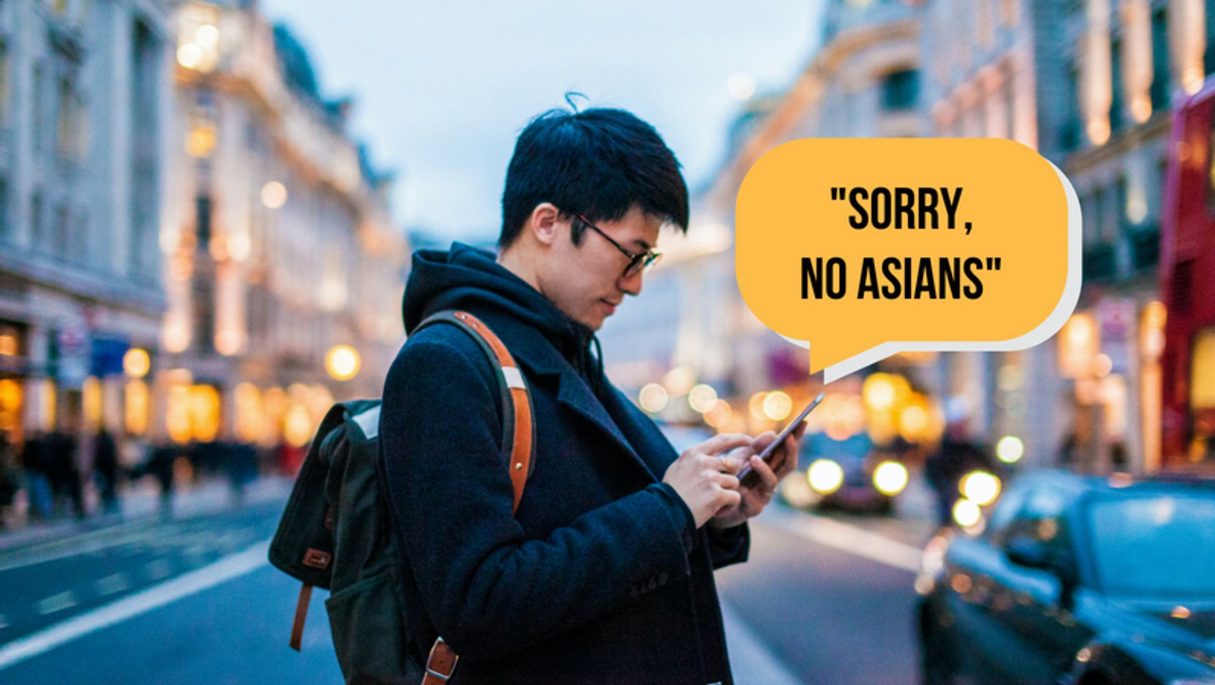 Rencontre homme asiatique en france