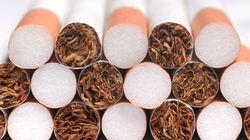 Tabagisme: 1,5 milliard de cigarettes produites annuellement en