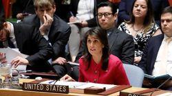 ONU: Washington mettra un