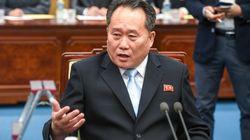 북한 리선권이 JTBC 기자의 질문을 불편해 하며 꺼낸