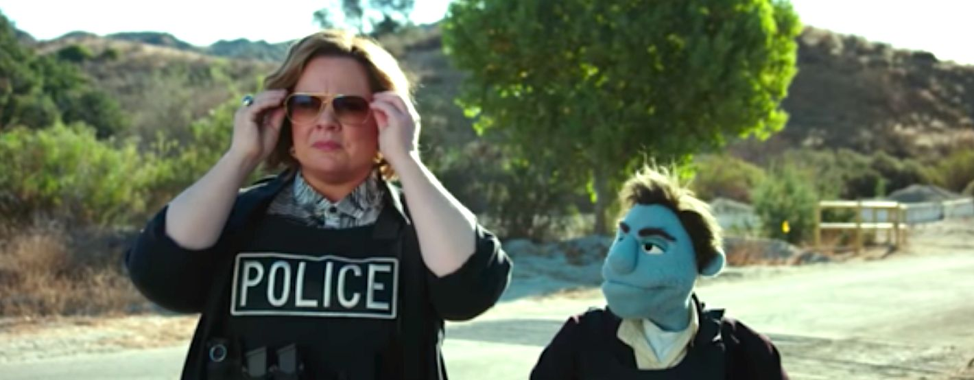 A scene from The Happytime Murders