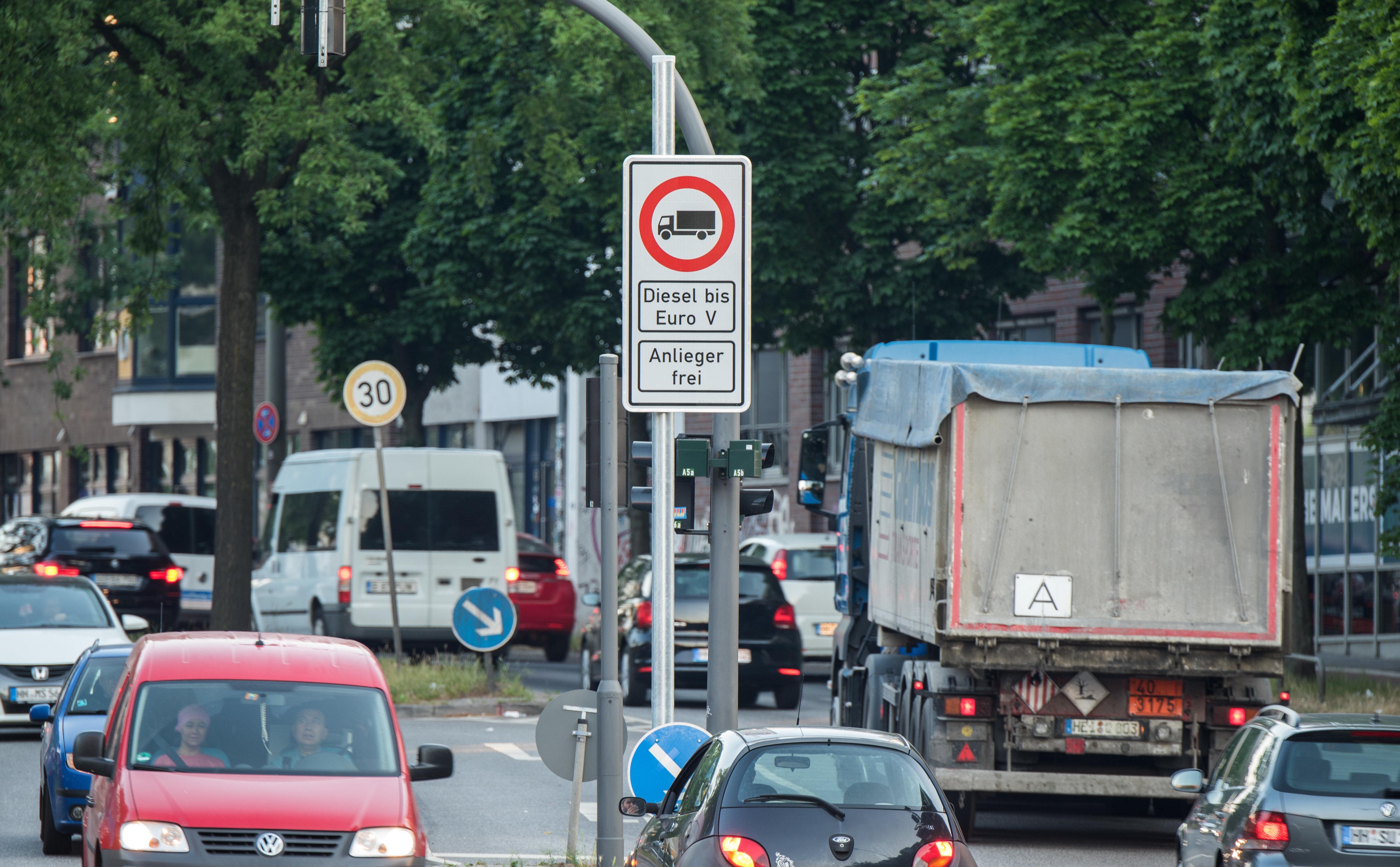 Hamburgs Fahrverbot ist ein Witz: Sperrt endlich alle Benziner aus Städten