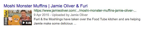 Jamie Oliver Branded A 'Hypocrite' For Featuring Cartoon Characters In Sugar-Laden Muffin Recipe