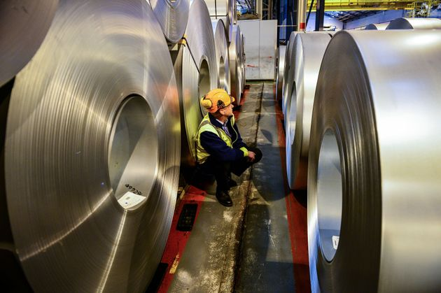 American makers of steel and aluminium will be boosted as the move willmake foreign metals more...