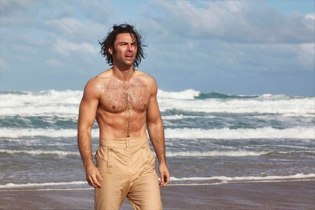 'Poldark' Boss Defends Aidan Turner's Shirtless