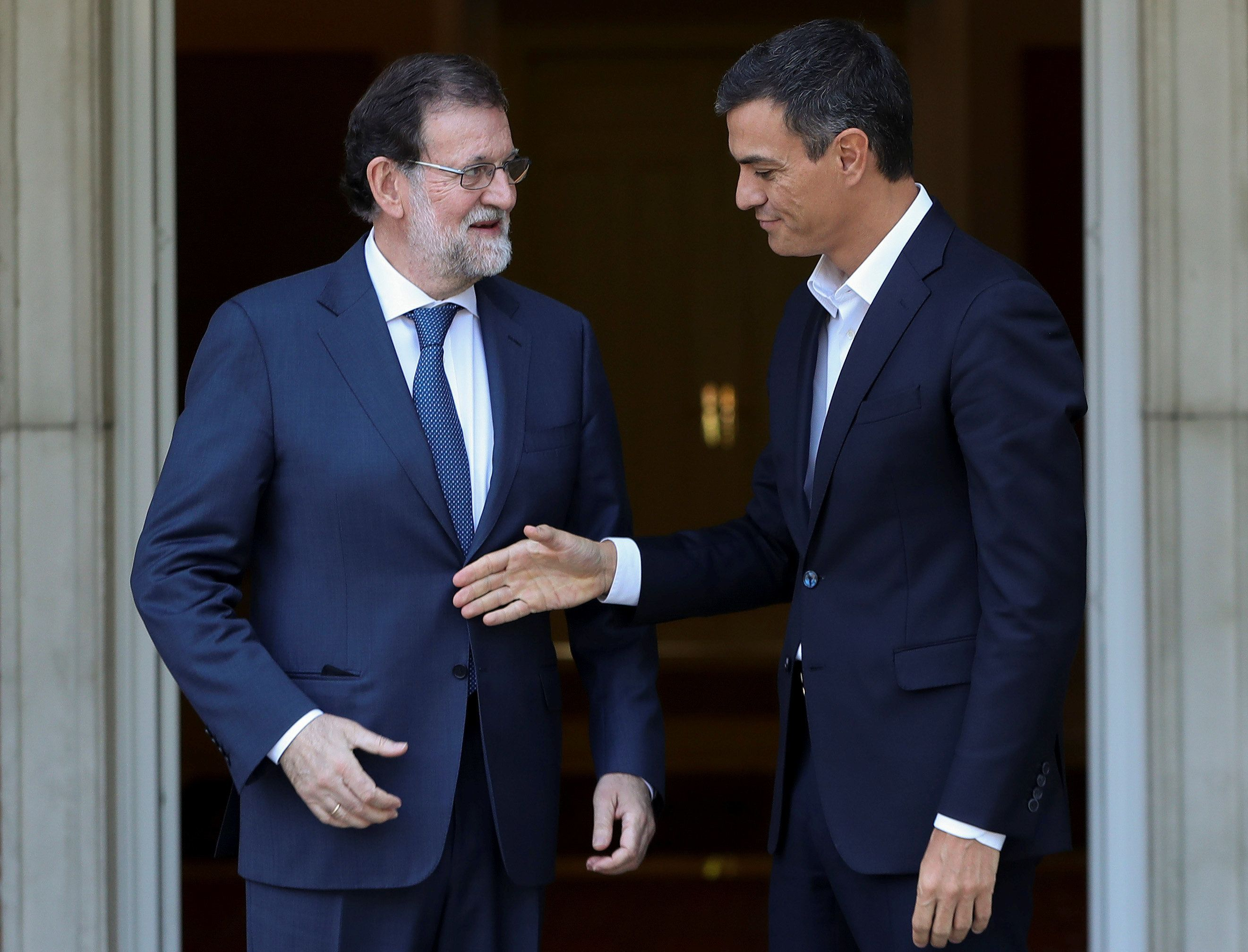 Espagne: Mariano Rajoy censuré, Pedro Sanchez nouveau Président du