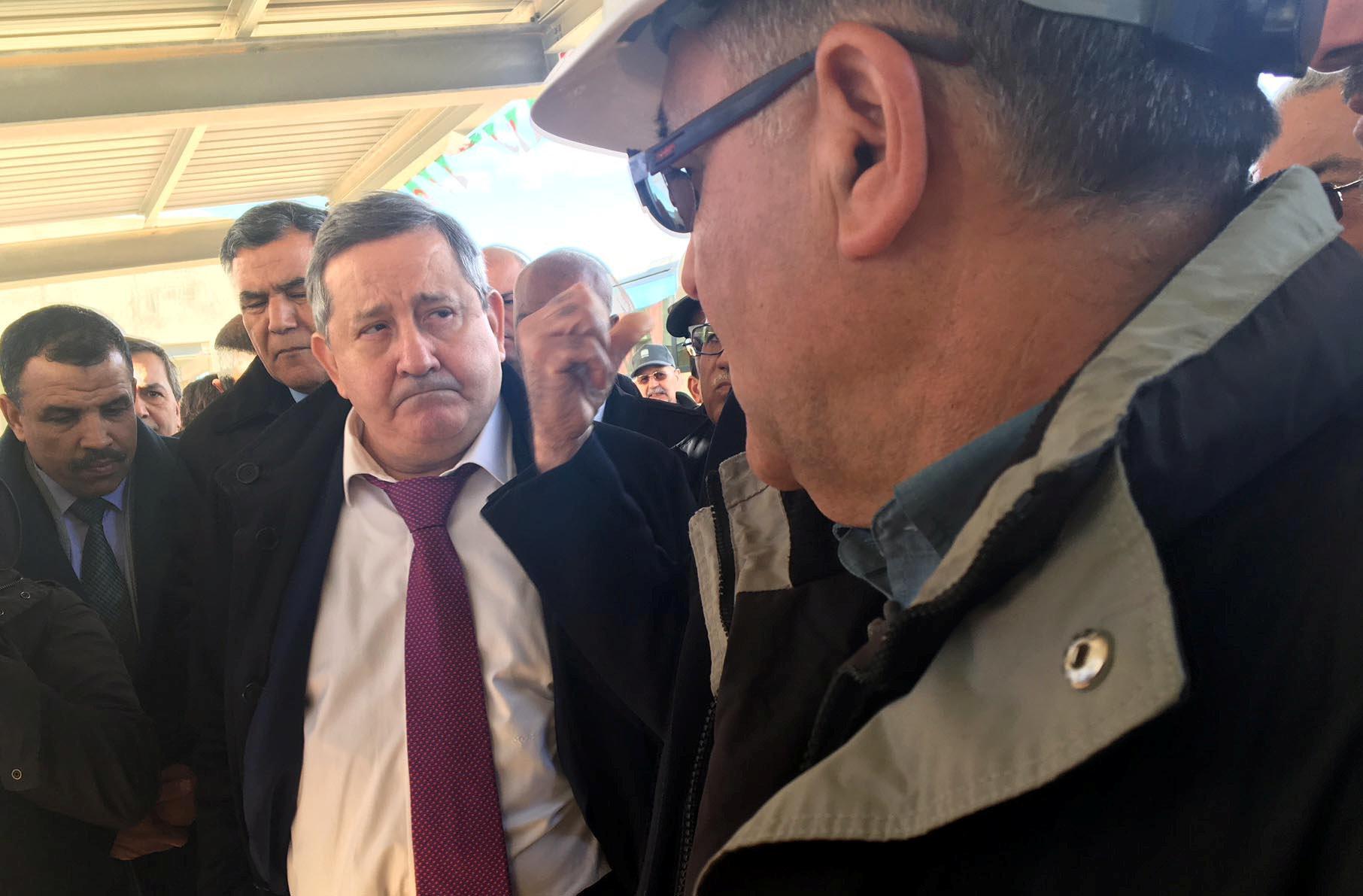 Sonatrach: La nouvelle organisation mise en place dans un mois au plus