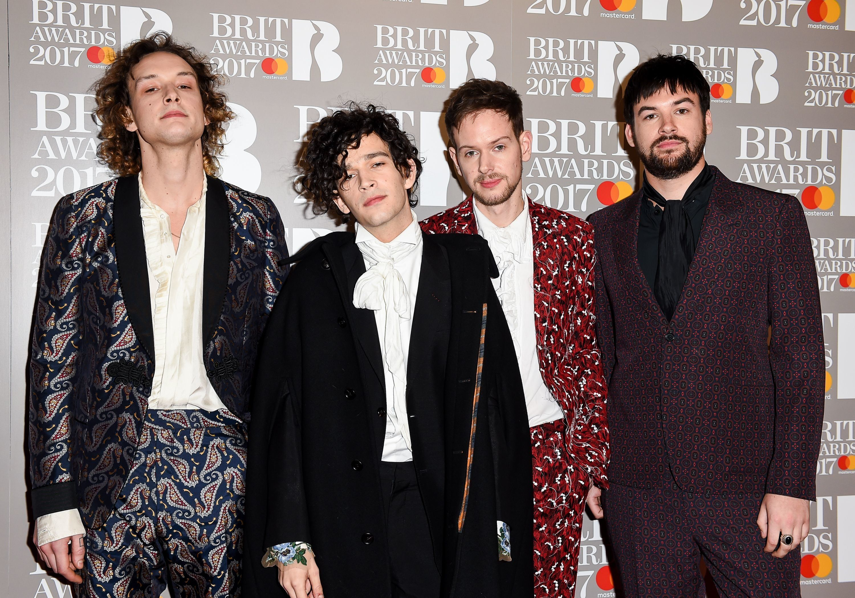 The 1975's New Single 'Give Yourself A Try' Draws Joy Division