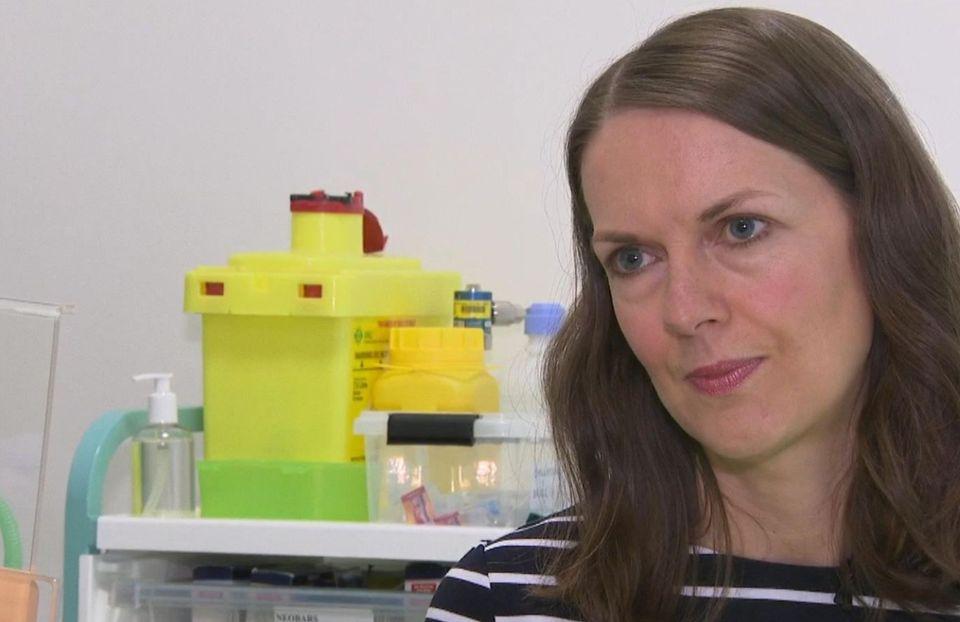 Birmingham Women's and Children's NHS Trust chief executive Sarah-Jane