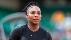 Serena Williams Doesn't Want To Be A Size 4: 'This Is