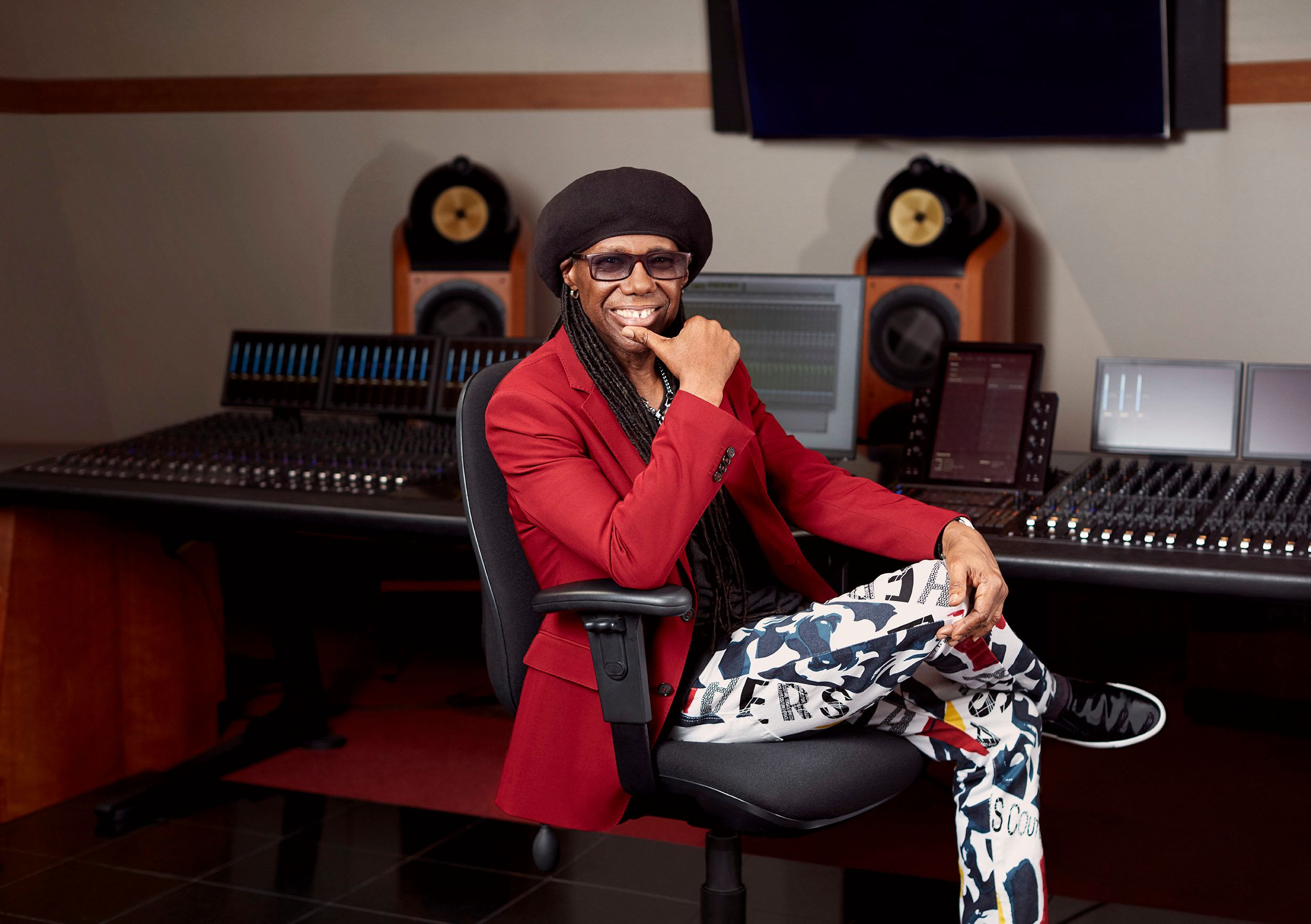 Nile Rodgers Reveals How Support And Encouragement Changed His
