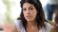 """Lina Ben M'henni: """"Aujourd'hui, ma bataille, c'est ma santé et la santé publique en"""
