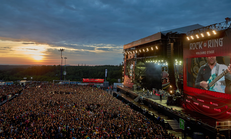 Rock am Ring 2018 im Live-Stream: Konzerte online sehen, so
