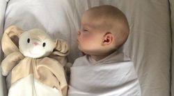 Baby will nicht einschlafen – bis der Vater einen Vibrator daneben legt