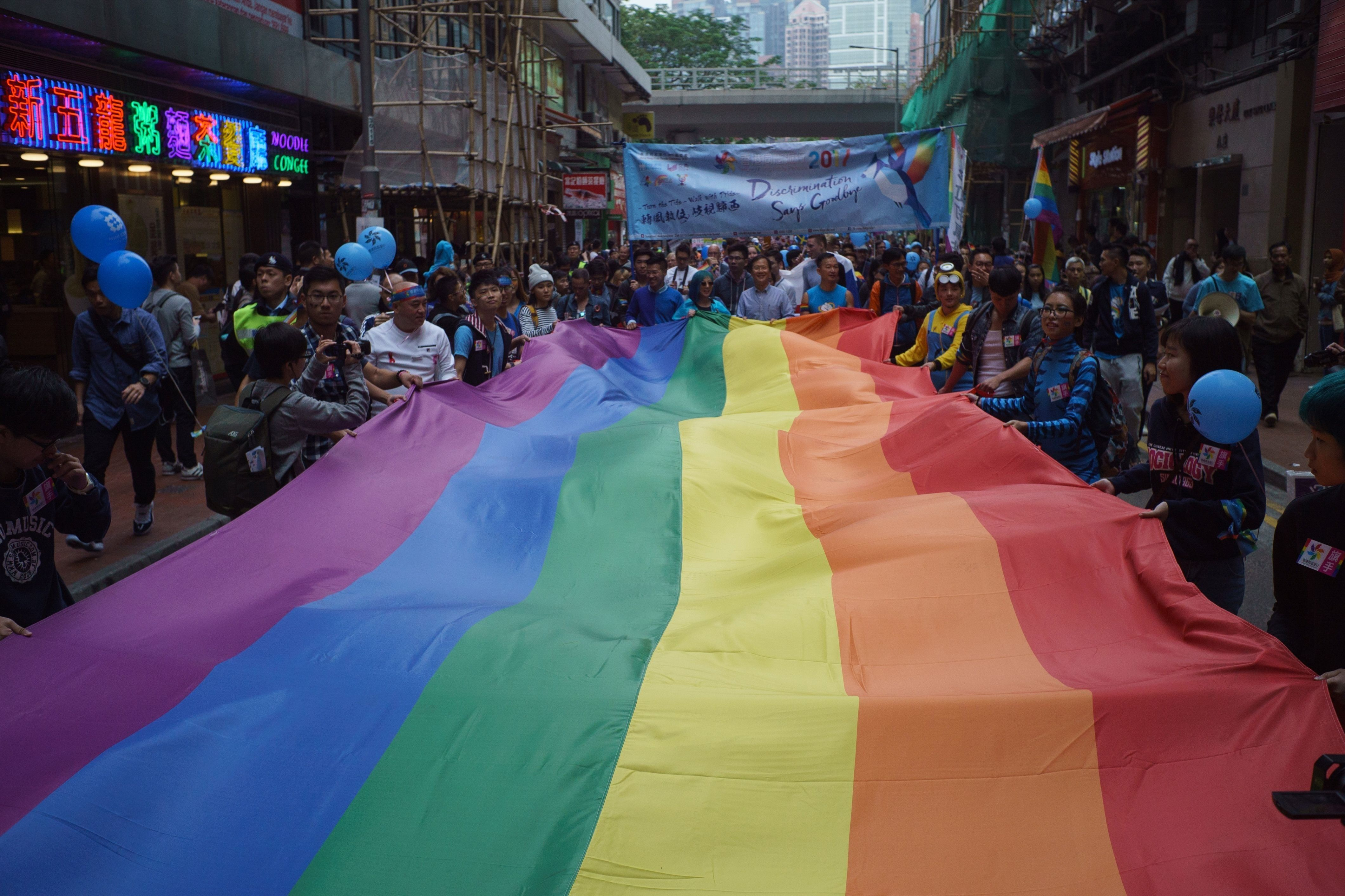 homosexuality in hong kong Although they may sound salacious, gay saunas are a fairly standard part of life for hong kong's homosexual community as much for general socialising as for more intimate encounters, there's.