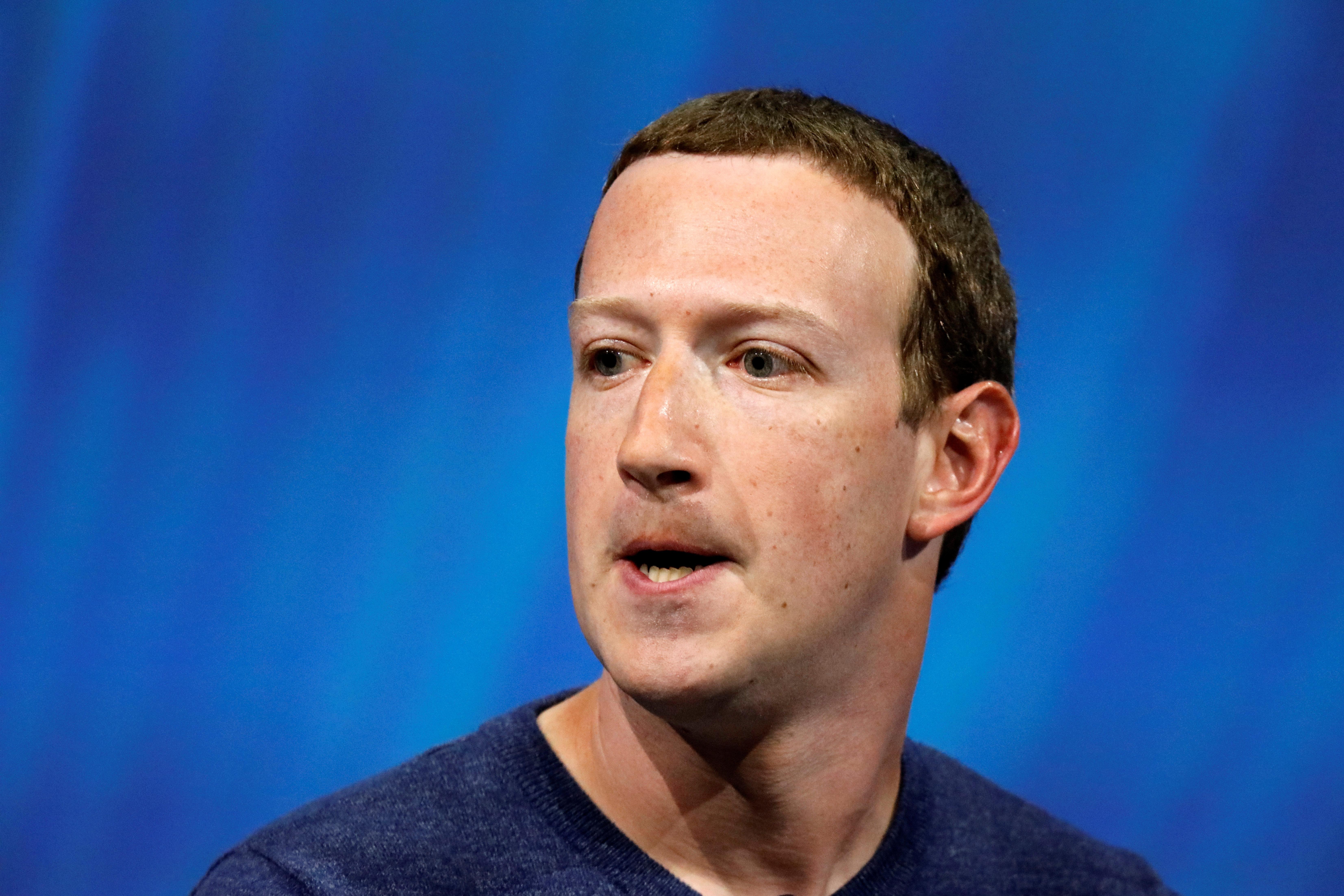 Mark Zuckerberg's Facebook is testing a feature focused on highlighting breaking
