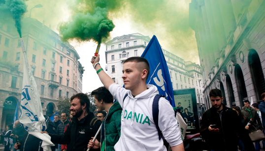 Warum Süd- und Osteuropa gegen Brüssel rebellieren – obwohl die EU dort beliebt