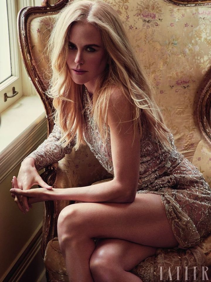 Nicole Kidman opens up in a recent interview about her experiences of losing two pregnancies.