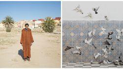 """""""Cinéma Caméra"""", une expo photo poétique pour rendre hommage aux artisans de Bejaâd"""