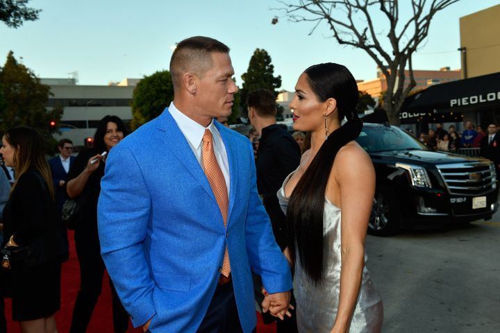John Cena And Nikki Bella Are 'Officially' Back Together: Reports
