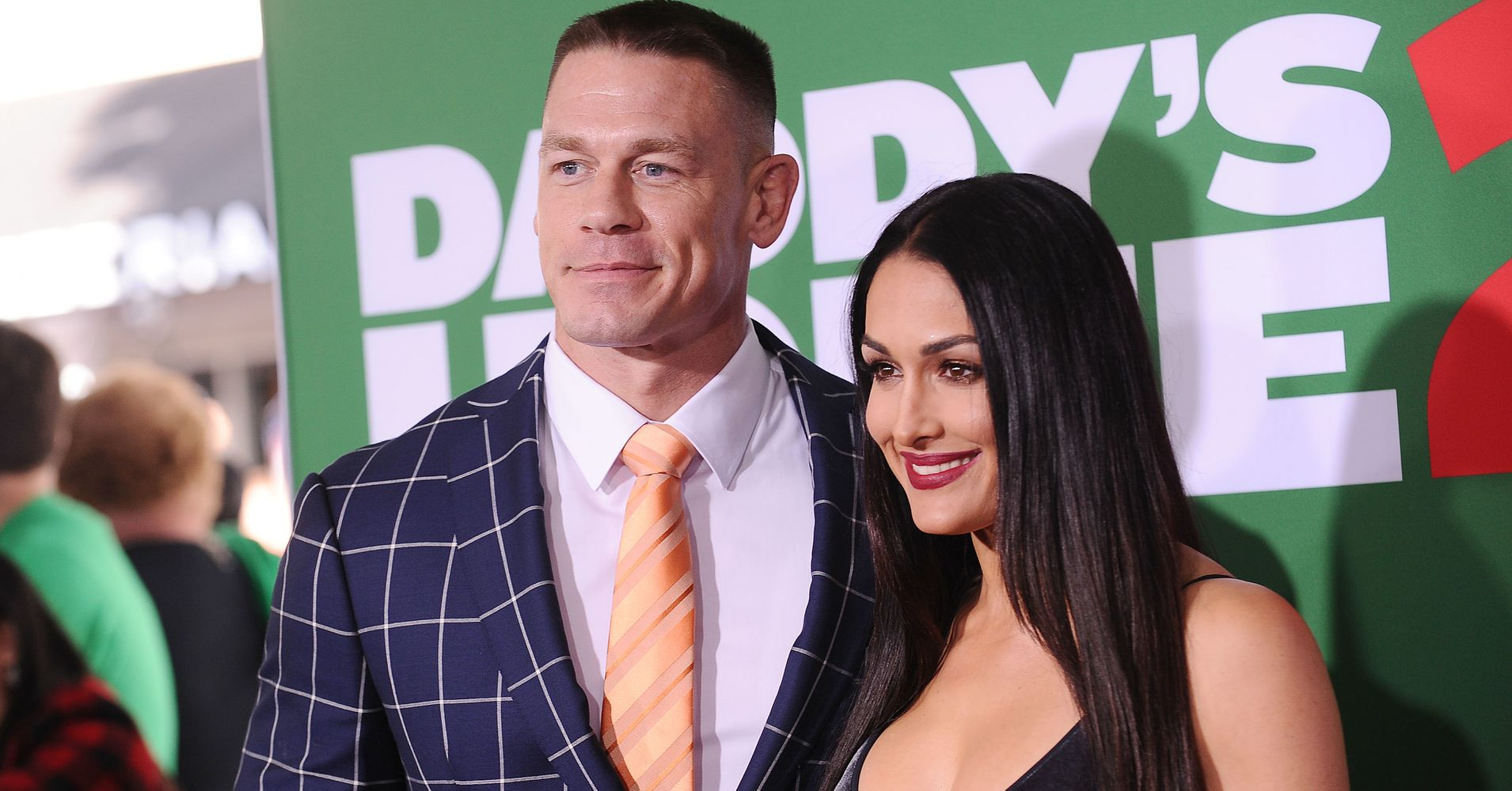 John Cena And Nikki Bella Are \'Officially\' Back Together: Reports ...