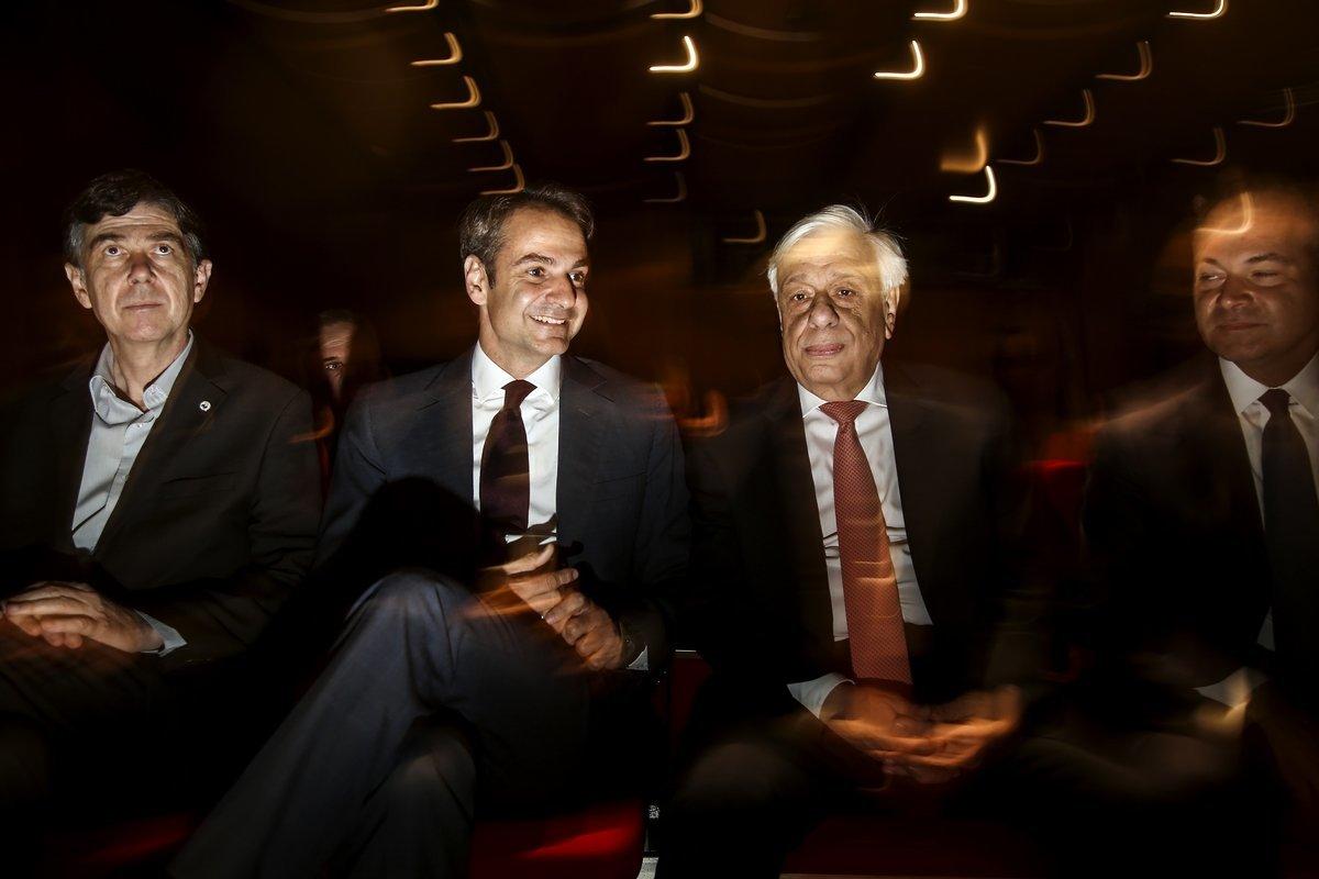 Παυλόπουλος στο «Ελληνικός Κόσμος»: Ο υγιής ανταγωνισμός οδηγεί στην